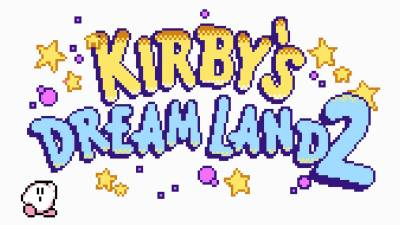 kirbys-dream-land-2-logo